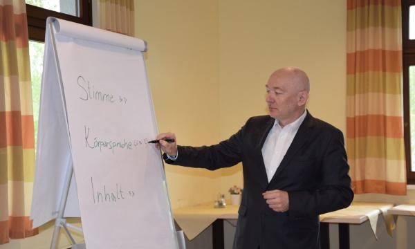 Seminar Körpersprache